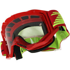 ProGrip 3303 Vista Red Clear Goggles