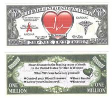 dollar Keep Your Heart Healthy - Bleib Gesund