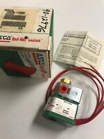 ASCO Red-Hat 8320B134 Solenoid Valve, Brand New Free Shipping