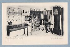 VINTAGE POSTCARD - BURNS COTTAGE (Interior) AYR - Reliable Series Unposted