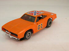 IDEAL DUKES OF HAZZARD GENERAL LEE REBEL DODGE CHARGER W/CHASSIS ~ VERY NICE!