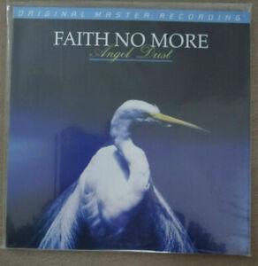 MFSL 2-310 - FAITH NO MORE - ANGEL DUST - MFSL MOFI 2 LP SEALED NEU Nr. 0312
