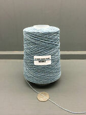 200G PALE BLUE MIXTURE 2/20NM 95% WOOL 5% CASHMERE YARN 68061