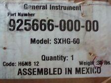 NEW GENERAL INSTRUMENT SXHG-60 JERROLD STARLINE