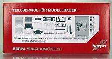 Herpa 083904  Fahrerhaus MAN TGX XLX Euro 6 mit WLB & Dachspoiler Inhalt: 2 St.
