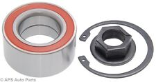 FORD FOCUS FUSION FIESTA 8v 16v FRONT WHEEL BEARING KIT