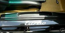 MAcarbon Porsche 996 Carbon Fiber Inside Door Sill Set