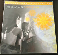 PRISCILLA AHN A GOOD DAY MOBILE FIDELITY MOFI MFSL 180 GRAM VINYL LP  AUDIOPHILE