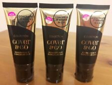 2 x Collection Cover and Go Foundations. Shades 1, 2 or 3 available.
