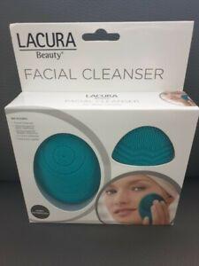 Lacura Beauty Silicone Facial Cleanser (Green) *BNIB*