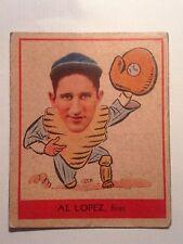 1938 GOUDEY AL LOPEZ # 257