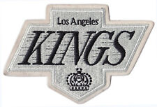 "1988-97 ERA LOS ANGELES KINGS NHL HOCKEY 6"" TEAM LOGO PATCH WHITE BORDER"