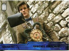 Doctor Who 2015 Gadgets Chase Card G-7 Species Matcher