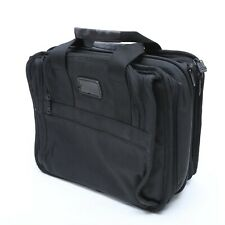 TUMI lightweight messenger crossbody laptop travel bag