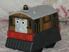 "Twinkle Little Star! Thomas & Friends ""Toby"" Tram Engine Ltd Ed 2010 Mattel 4"""