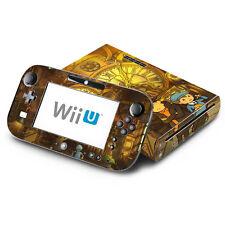 Skin Decal Cover for Nintendo Wii U Console & GamePad - Professor Layton