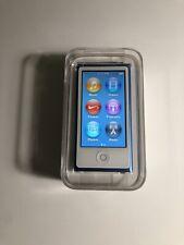 Apple iPod Nano 7th Generation BLUE NEW A1446 MKN02LL/A (16 GB)