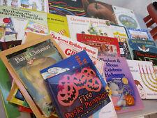 Children's Books BIG Lot Seasons Holidays Christmas Birthday Halloween