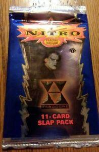 2000 WCW Nitro Hardcore TCG 11 Card Slap Pack, Wizards of the coast, RARE!!