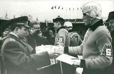 Yuri Gagarin - Göran Sedvall GLOSSY PHOTO PRINT 3614
