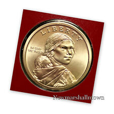 2019 D Native American Sacagawea Dollar ~ Pos B ~ In Mint Wrap from Mint Set