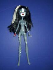 Monster High Original Werecat Sisters Purrsephone Nude Doll