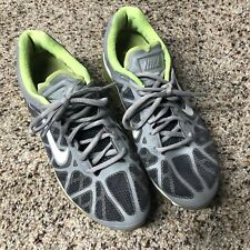 premium selection cd8d6 a5cb0 Nike Air Max+ 2011 Women s Size 9 Sneakers Volt Neon Green 429890-017