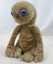 1982 ET Extra Terrestrial PLUSH Stuffed Animal Vintage 80s Movie Toy Kamar 12'