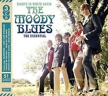 MOODY BLUES - Nights in White Satin - The Essential (CD) - BRAND NEW