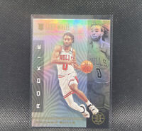 Coby White Rookie Chicago Bulls 2019-20 Panini Illusions #163