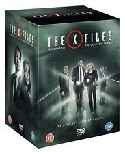 THE X-FILES 1-11 1993-2018 COMPLETE Mulder+Scully TV Season Series R2 DVD not US
