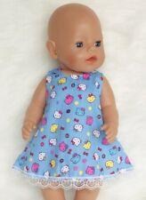 Kleidung & Accessoires Puppen & Zubehör PK189 Puppenkleidung für Baby Puppen 43cm