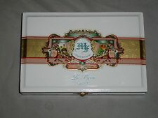 GARCIA AND FARCIA MY FATHER LE BIJOU 1922 TORPEDO WOODEN CIGAR BOX