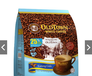 OldTown White Coffee 3 in 1 Less Sugar