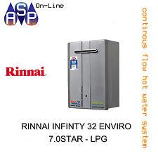 RINNAI INFINITY 32 ENVIRO 7.0 STAR (LPG)