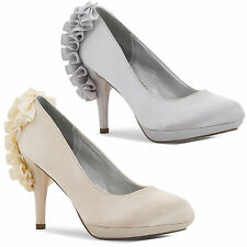 Unbranded Satin Bridal or Wedding Shoes for Women