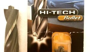 Piranha HSS-CNC Stahlbohrer Ø 1 - 13 mm Hi-Tech Bullet mit Zentrierspitze
