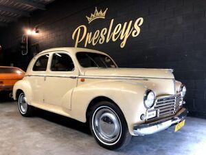 1948 Peugeot 203 SLOPEBACK Saloon # citroen saab humber vw vauxhall holden ford