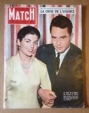 Paris Match n°399  01/12/1956  Hélène de France Evrard de Limbourg-Stirum