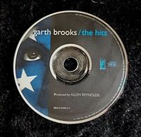 Audio CD - GARTH BROOKS - The Hits - EXCELLENT (EX) WORLDWIDE SHIPPING
