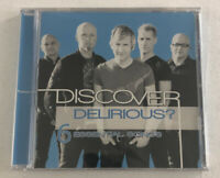 Discover Delirious - 6 Essential Songs CD - New Sealed