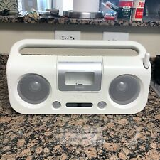Sirius XM Radio Boombox Audio System Receiver - No Power Cord
