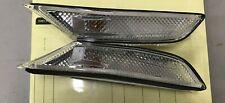 Nissan Oem Corner Lamps Lights (Pair) Front Clear Gtr R35 Jdm New 26165/0-Jf00D