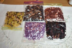 Button Lot 2  Lbs  Buttons  Crafts Sewing Mixed