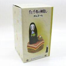 No Face Miyazaki Studio Ghibli Spirited Away Music Box Knitting Mouse Boh Bird