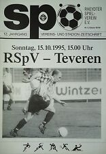 Gelb Weiß Görlitz nachgeh. Programm 2002//03 FC Stahl Riesa 98