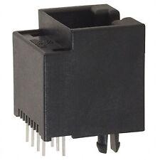 10 pcs. 95003-2881  MOLEX  RJ45 Cat5  Buchse 8P8C stehend  ungeschirmt  PCB  NOS