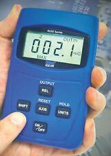 FW Bell 4180 Triple-axis Gaussmeter, Teslameter, AC Magnetic Field EMF meter
