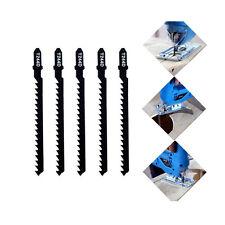 5pcs Jig Saw Blade Set T-Shank Scroll Saw Blades Metal Cutting Kit WoodWorking