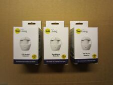YALE SMART Easyfit + SR alarms EF-PIR x 3 PIRS NEW 2 yr warranty